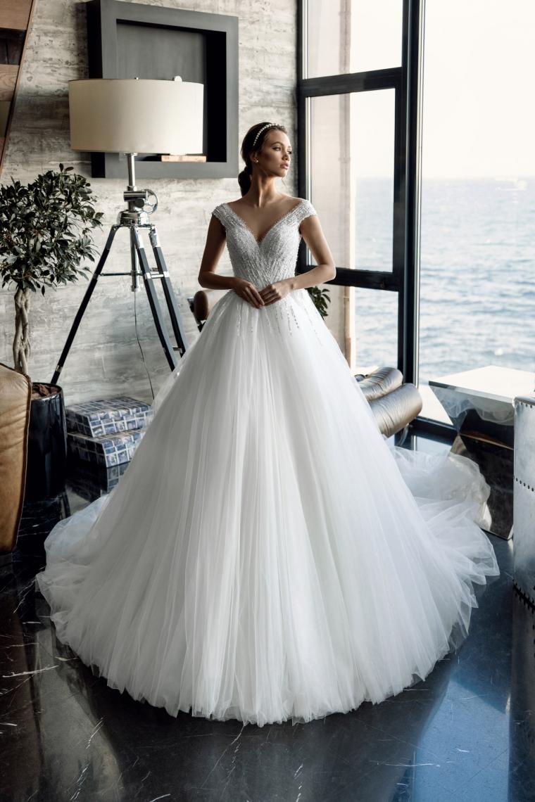 """Свадебное платье """"Michelle"""" . Стоимость 23 000 гривен."""