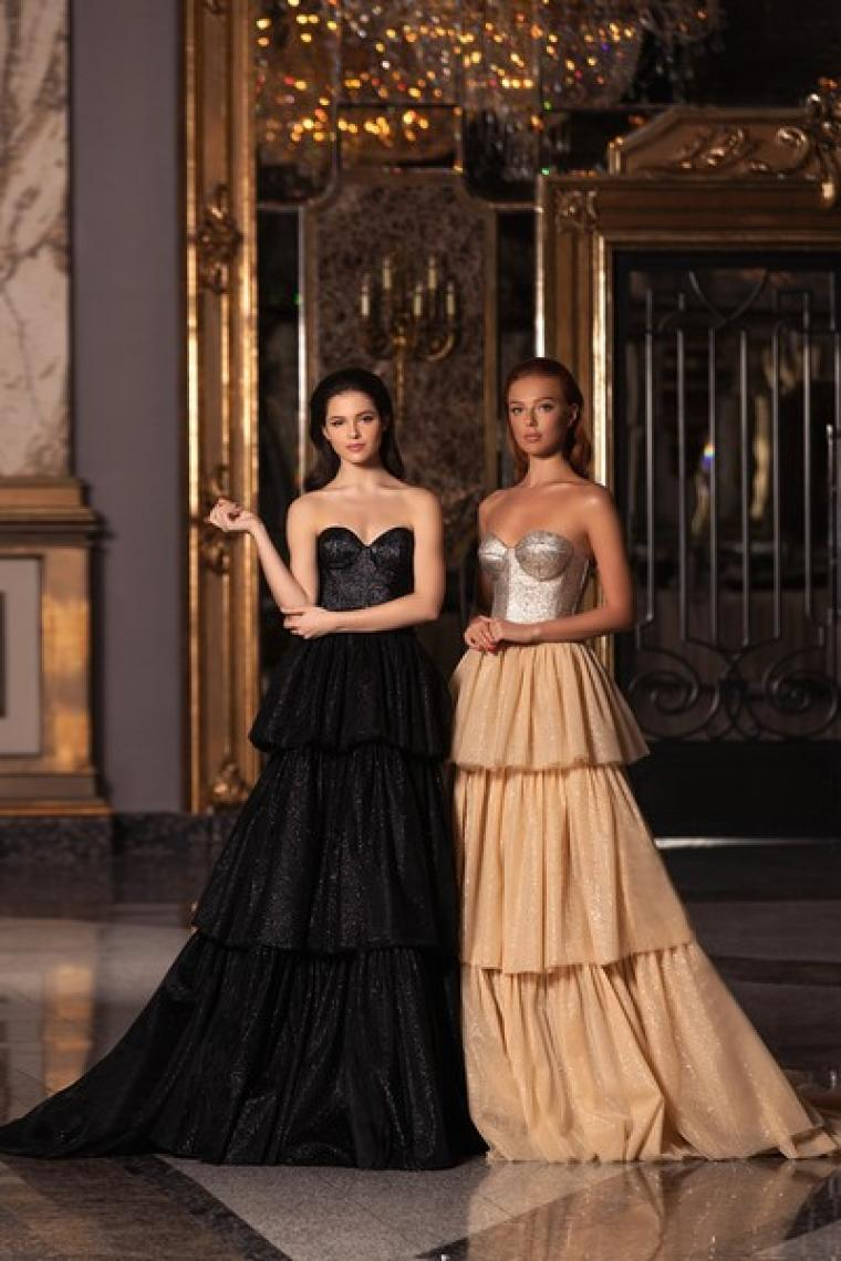 """Вечернее платье 20503 """"WONA Concept"""" Стоимость 14 500 гривен."""
