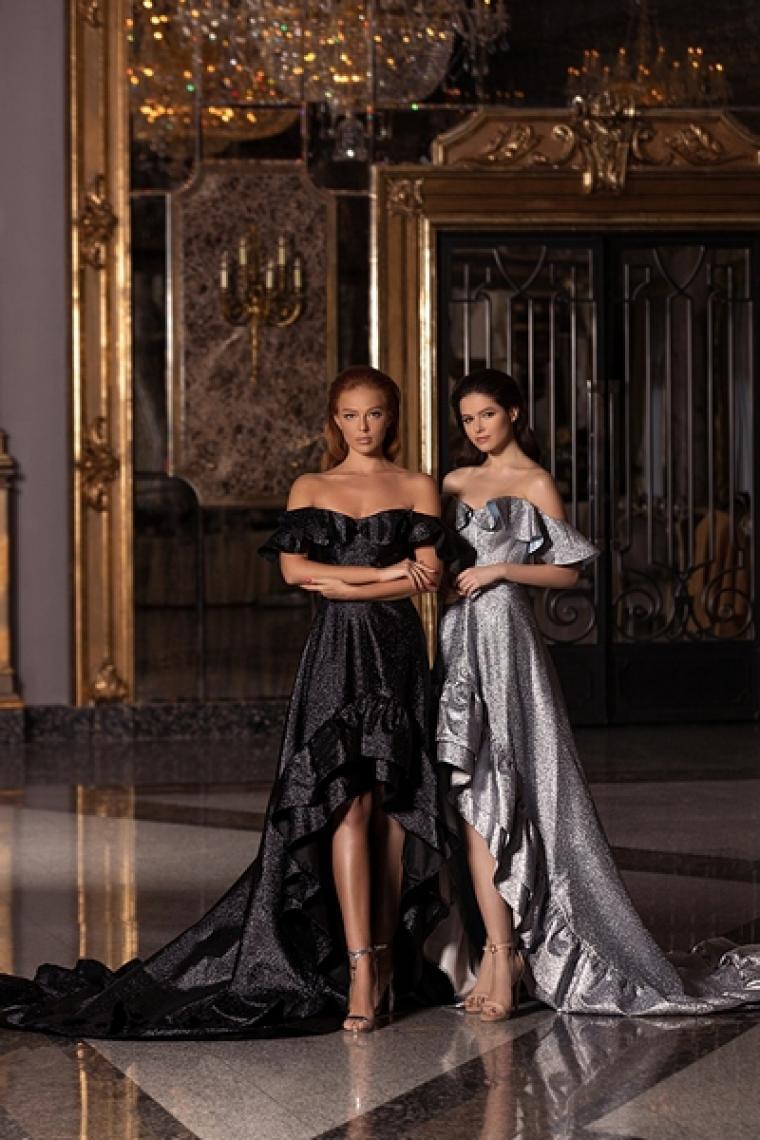 """Вечернее платье 20613 """"WONA Concept"""" Стоимость 13 500 гривен."""