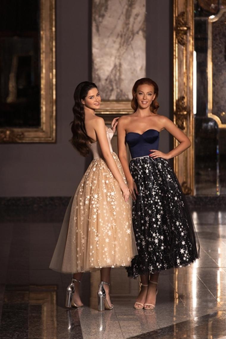 """Вечернее платье 20803 """"WONA Concept"""" Стоимость 12 000 гривен."""