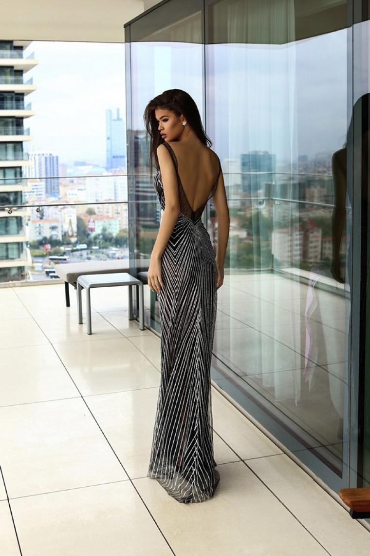 """Вечернее платье Mirzam """"Pollardi"""" Стоимость 10 500 грн."""