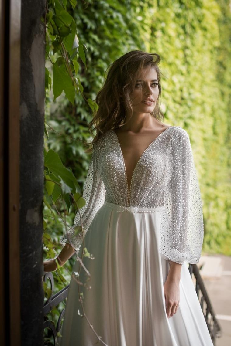 """Свадебное платье """"Ariana"""" Стоимость 19 500 гривен."""