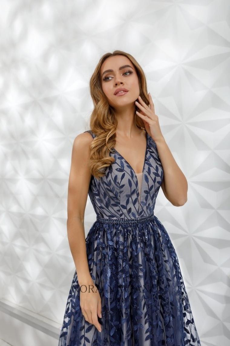 """Вечернее платье № 73162 """"Nora Naviano"""" Стоимость 12 000 грн."""