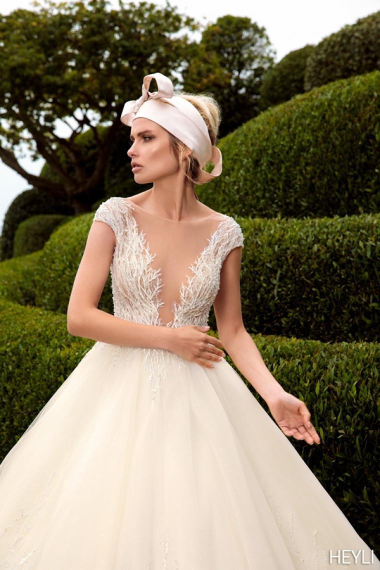"Свадебное платье Heyli ""Allegresse"" Цена 34 800 грн. Аренда 17 400 грн. В наличии"