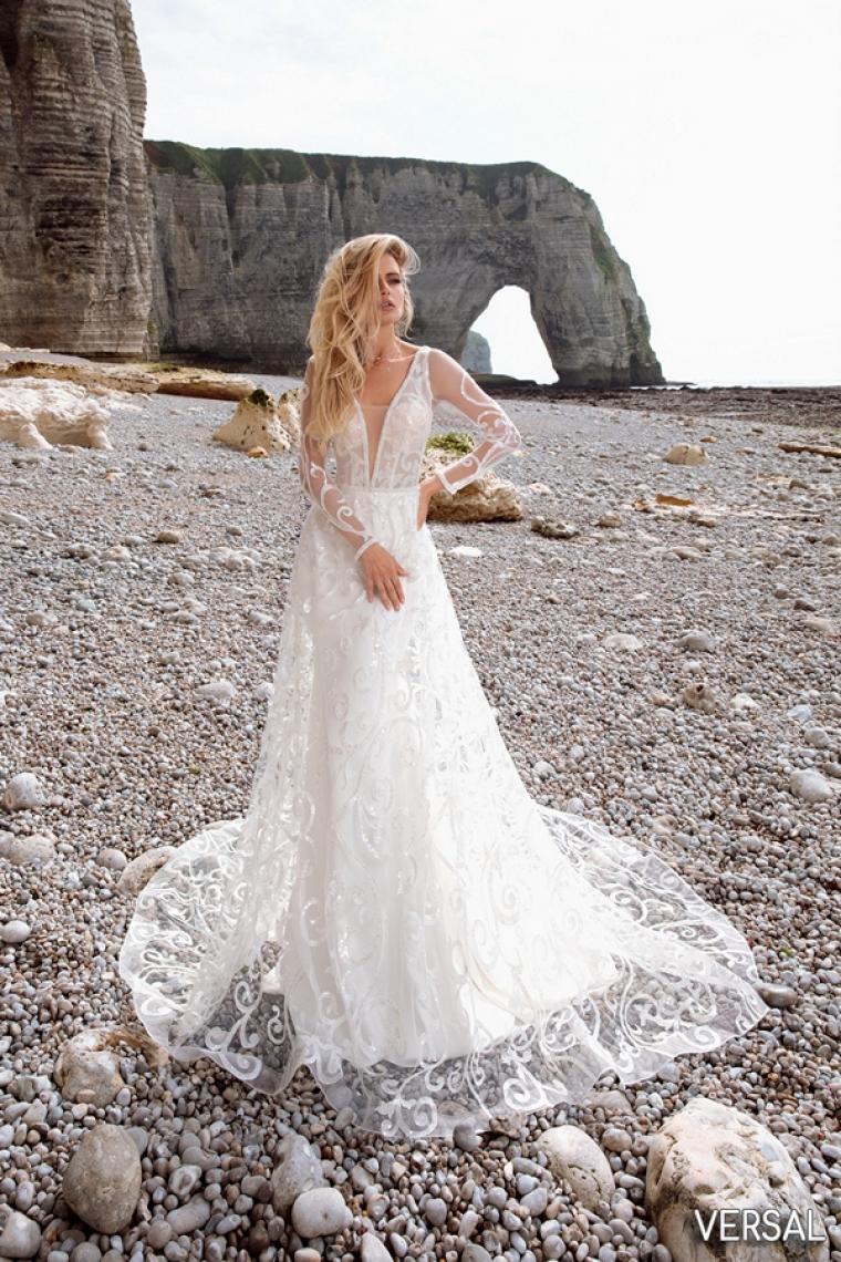 """Свадебное платье Versal """"Allegresse"""" Стоимость 28 200 гривен."""