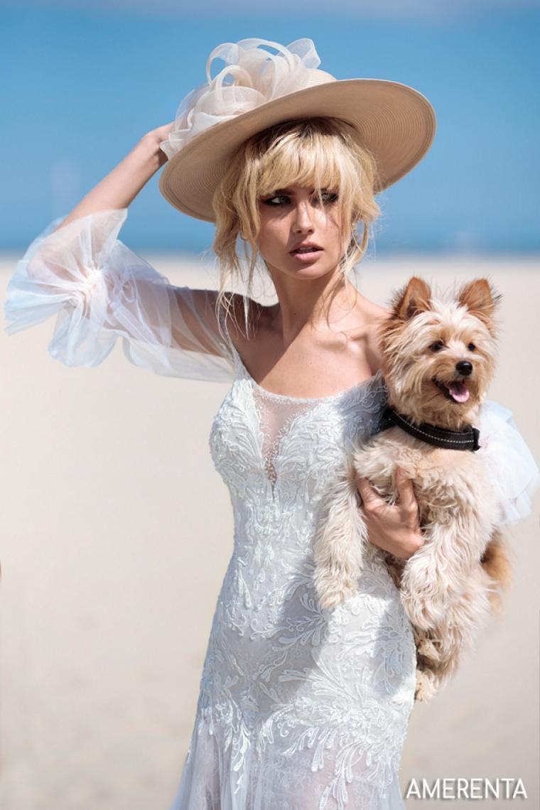 """Свадебное платье Amerenta """"Allegresse"""" Цена 27 200 грн. Аренда от 11 000 грн. В наличии"""