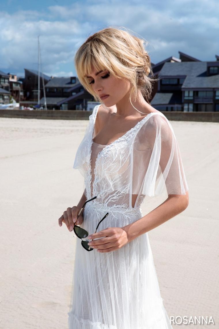 """Свадебное платье Rosanna """"Allegresse"""" Цена 16 800 грн. Аренды нет.  В наличии"""