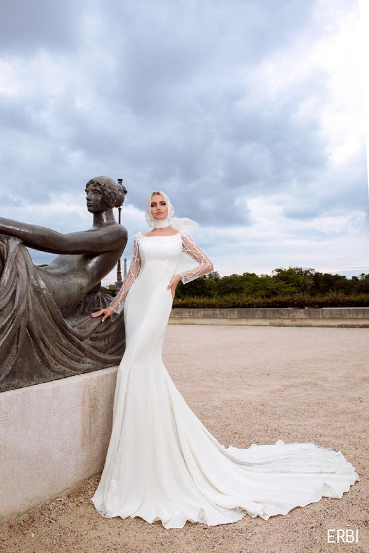 """Свадебное платье Erbi """"Allegresse""""  Стоимость 24 400 гривен."""