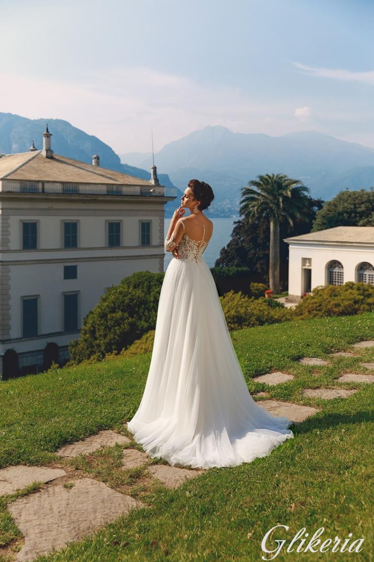 "Свадебное платье Glikeria ""La Petra""  Цена 18 000 грн.  Аренда 9 000 грн. В наличии"