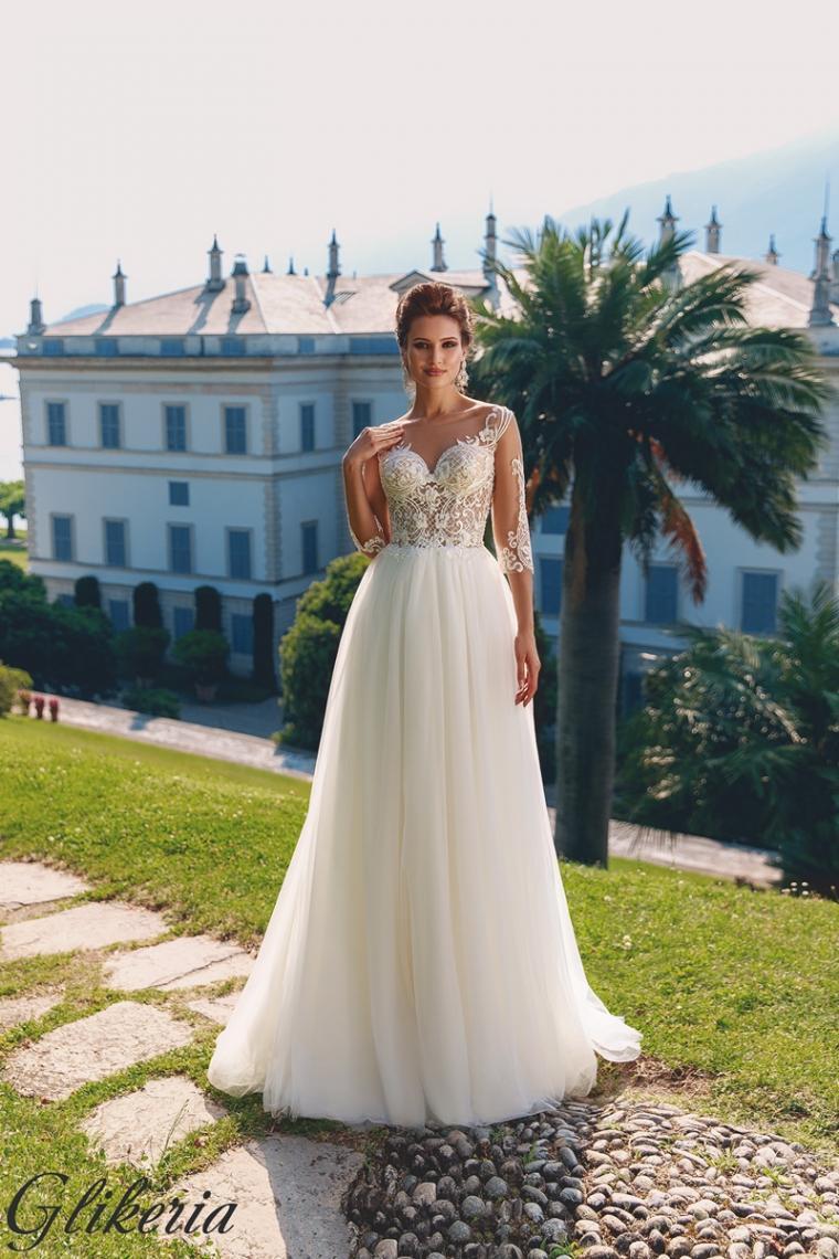 """Свадебное платье Glikeria """"La Petra"""" Стоимость 16 000 грн. Аренда 8 000 грн.  В наличии"""