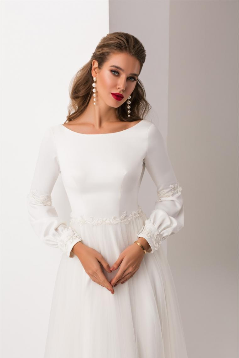 """Свадебное платье Tisa """"Anna Sposa""""  Стоимость 14 400 гривен."""