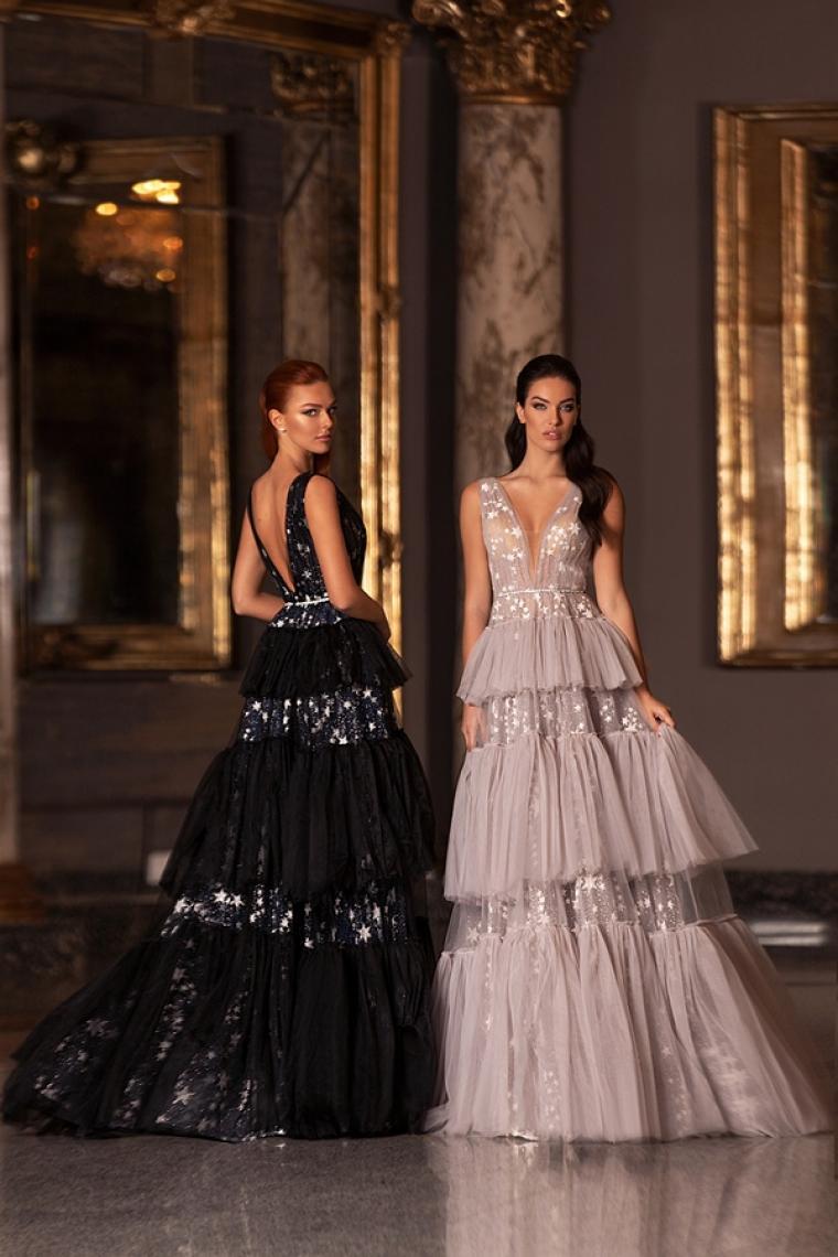 """Вечернее платье 20307 """"WONA Concept"""" Стоимость 20 800 гривен. Скоро в наличии"""