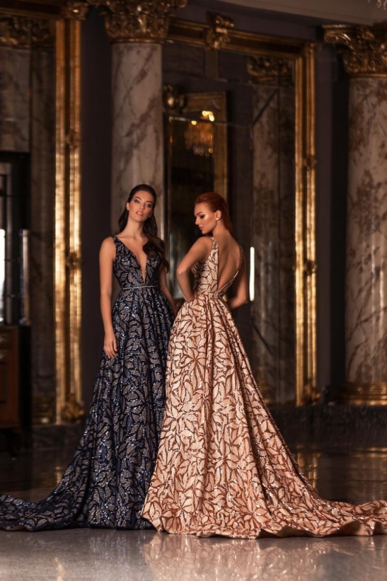 """Вечернее платье 20308 """"WONA Concept"""" Стоимость 22 500 гривен."""