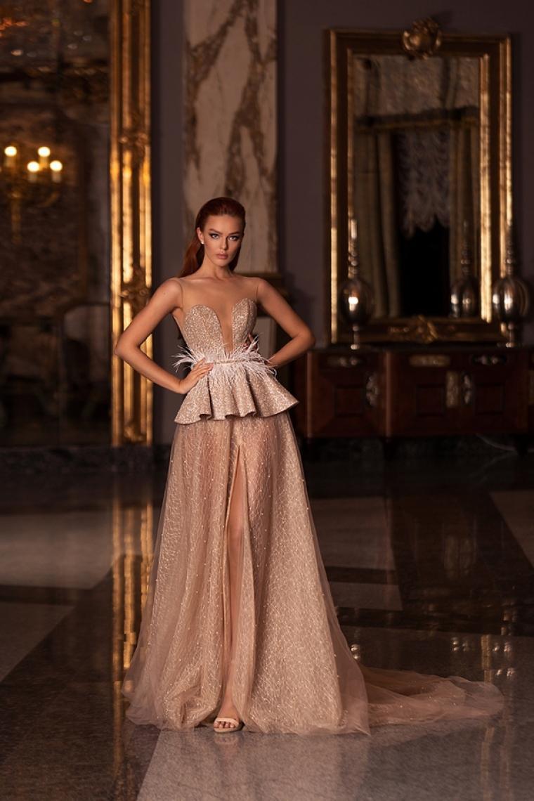 """Вечернее платье 20203 """"WONA Concept"""" Стоимость 18 800 гривен."""