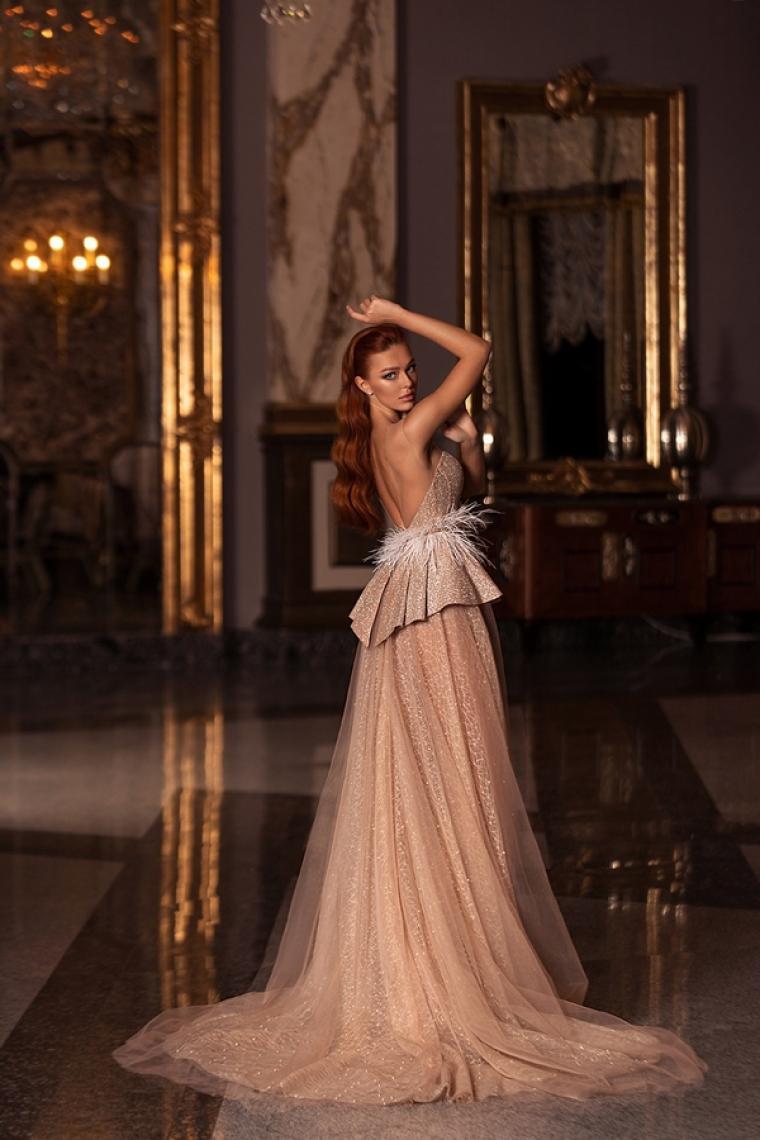 """Вечернее платье 20203 """"WONA Concept"""" Стоимость 18 800 гривен. Скоро в наличии"""